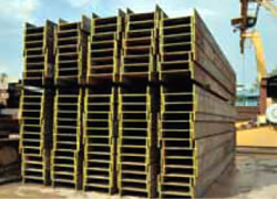 Heavy Temporary Steel Materials   Products & Services
